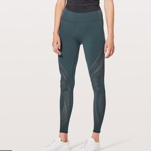 Lululemon reveal tight interconnect gravity